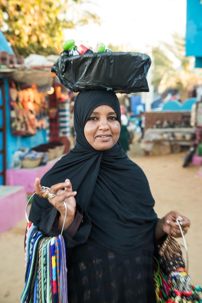 """Nubian Woman"""