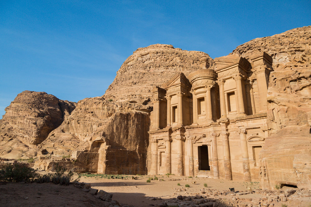 """Petra Monastery"""