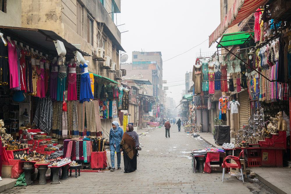 """""""Khan El Khalili Bazaar"""""""