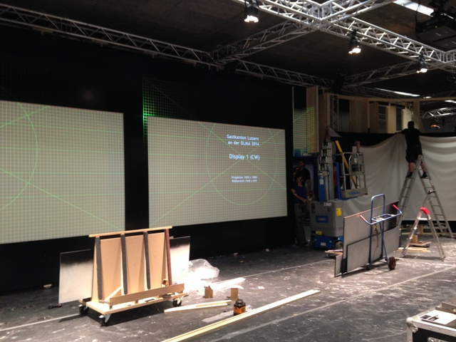 Peng Baustellenbericht Messe OLMA 2014 (5).JPG