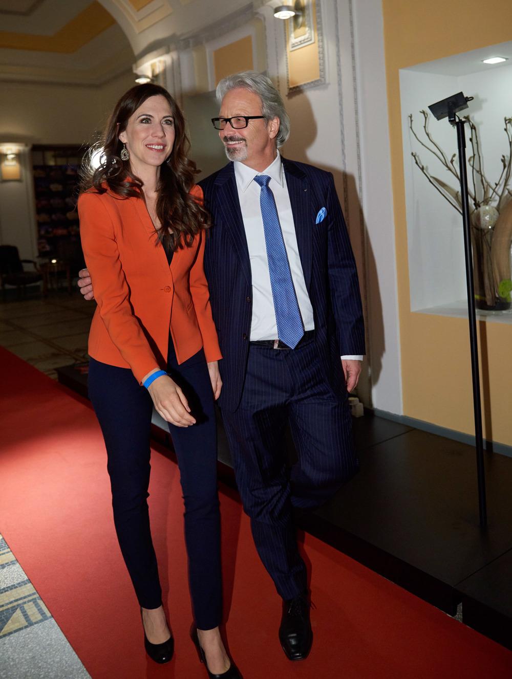 Susanne Wille & Uwe Tännler @ Schweizer Marketing Tag
