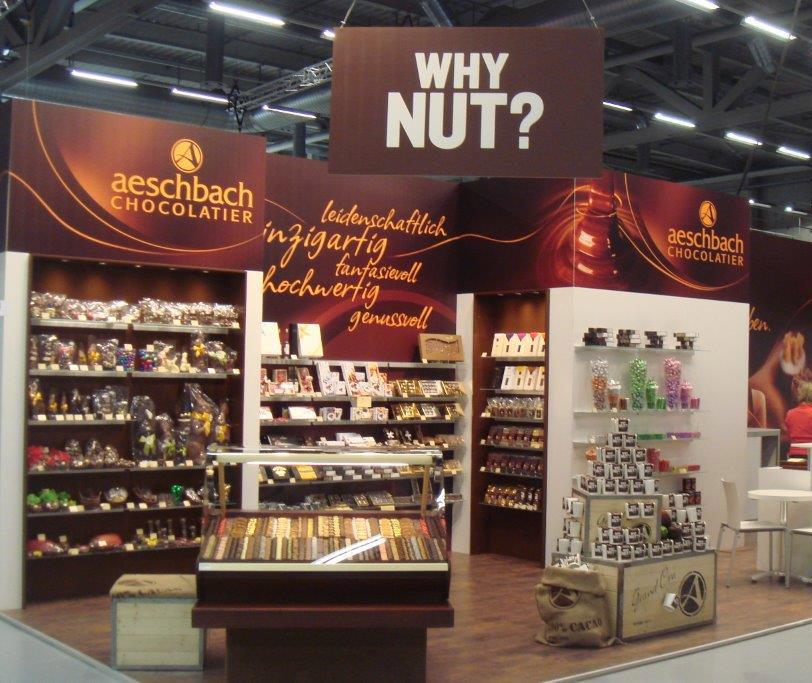 Aeschbach Chocolatier @ FBK Bern
