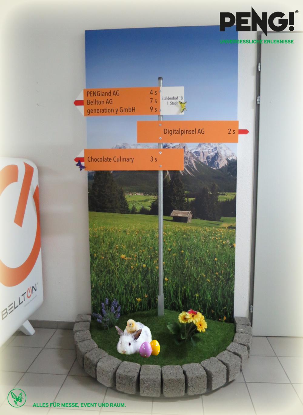 PENGland AG_Osterblog