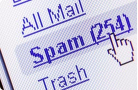 E,mail deliverability