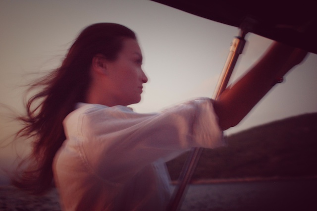 Saling the Delmatian Coast, Croatia