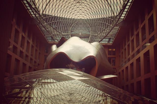 Gehry in Berlin