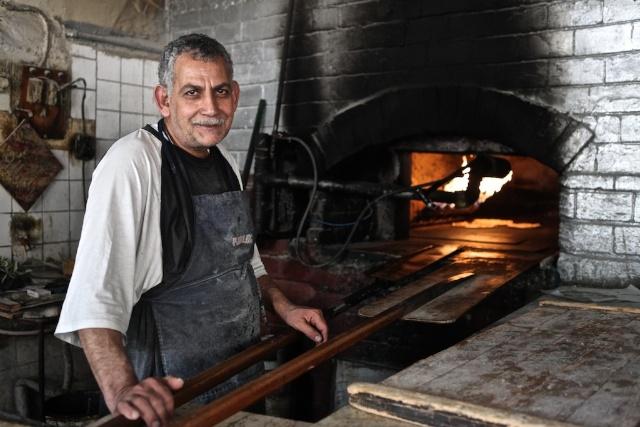 Baking in Jordan