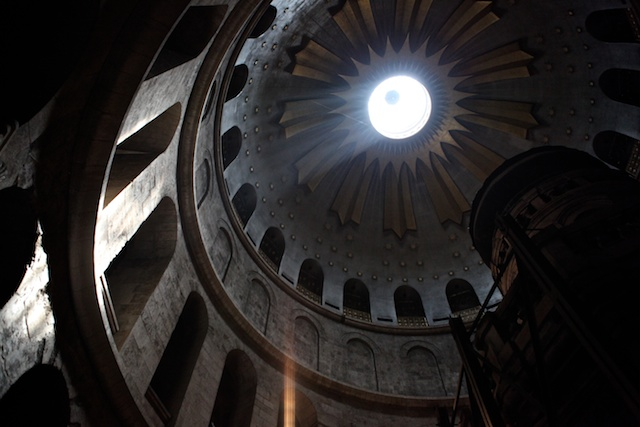 Holy Light, Jerusalem