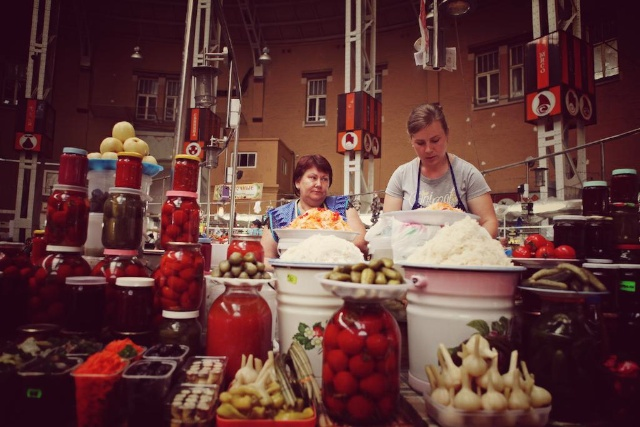 Eastern Europian Market