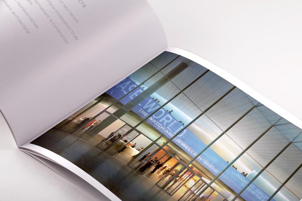 Baselworld Lookbook Halle 1