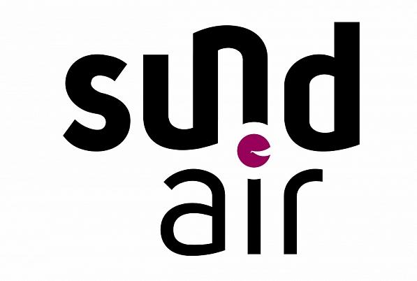 logo sundair