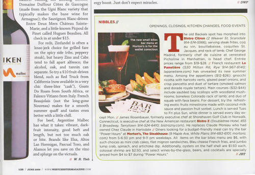 Getting top regional media coverage for Morton's The Steakhouse is a priority for our team.