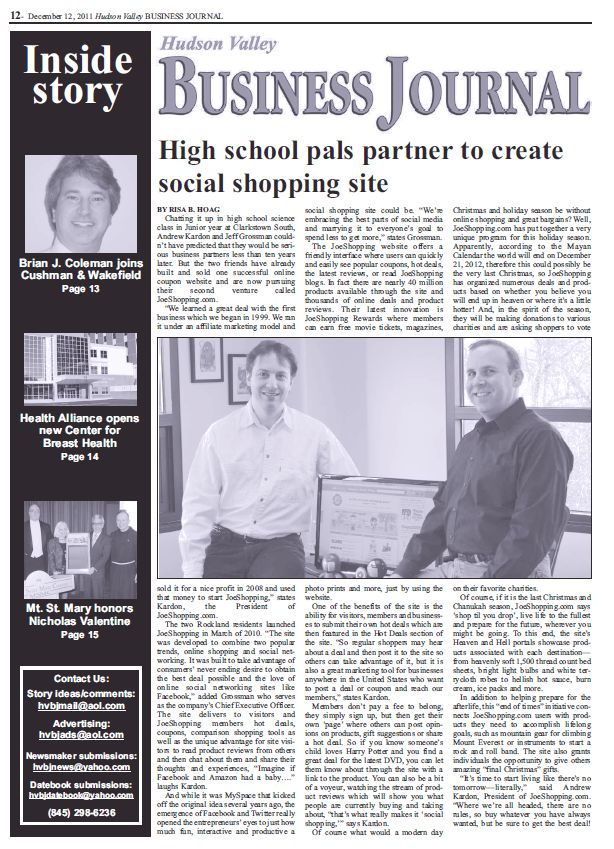 full page in hudson valley businesss journal.JPG