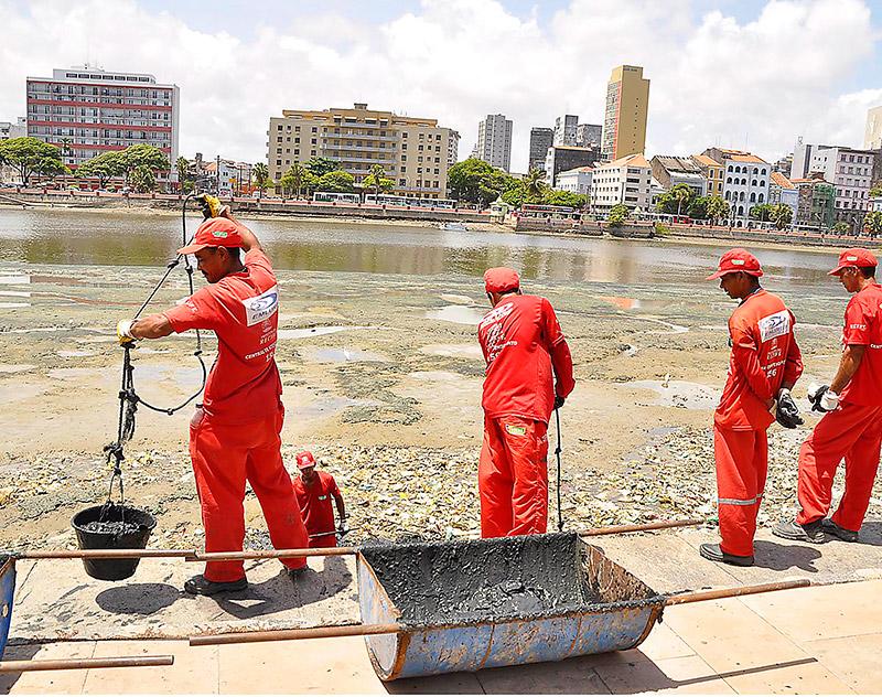 Foto:  Prefeitura da Cidade de Recife