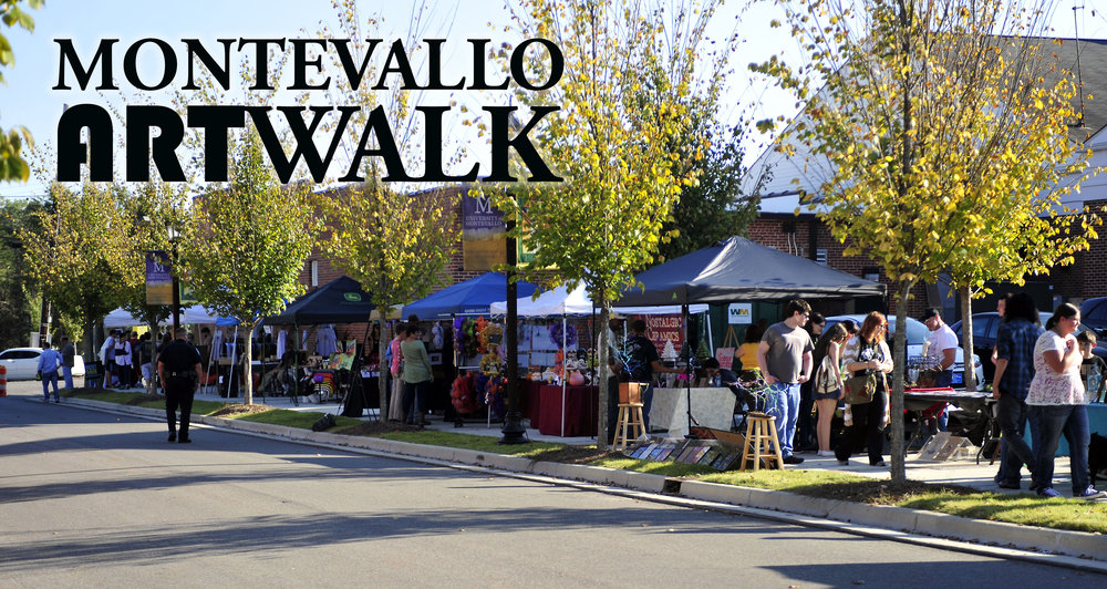 Montevallo Artwalk