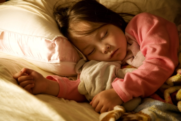 Sleeping tips from Barnardo's