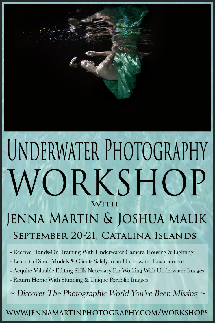 Underwater Photography Workshop