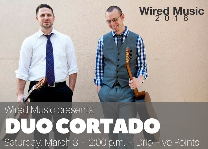 Wired Music Series @ Drip 5-Points, Columbia, SCMarch 3, 2018  -