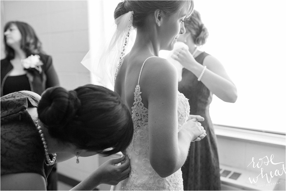 005. bride getting ready black and white.jpg