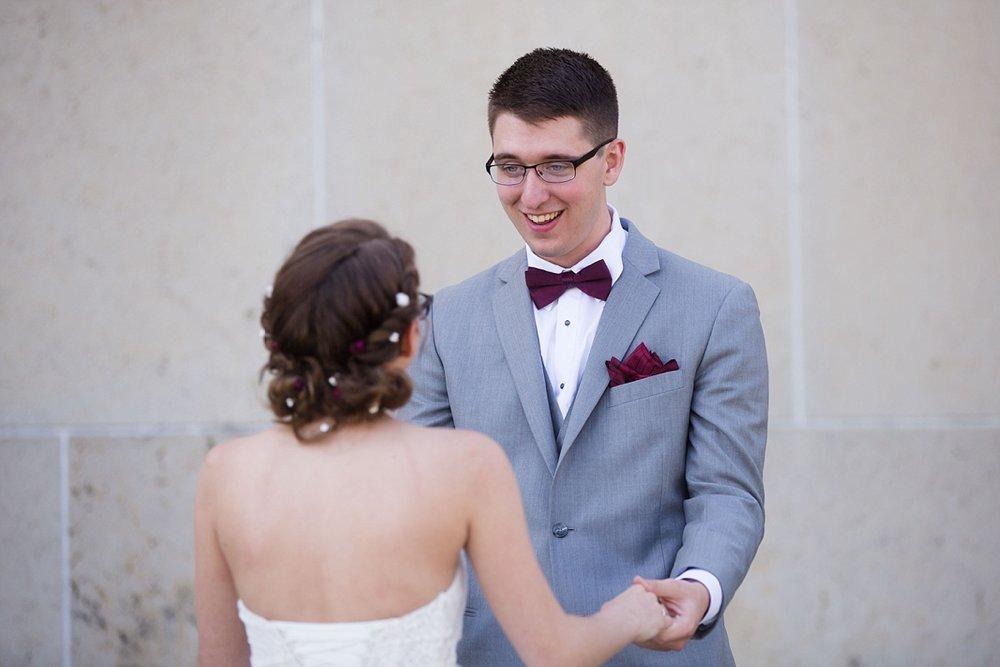 Kansas Museum of History Wedding