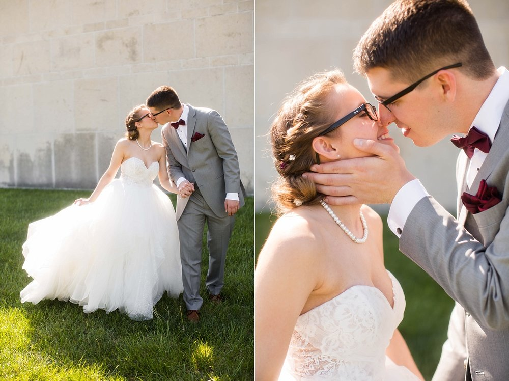 Kansas Museum of History Wedding