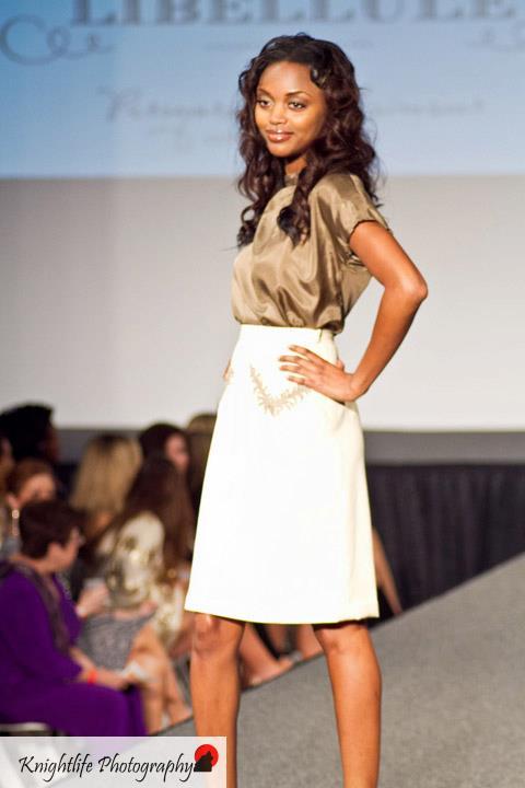 f12 creme skirt