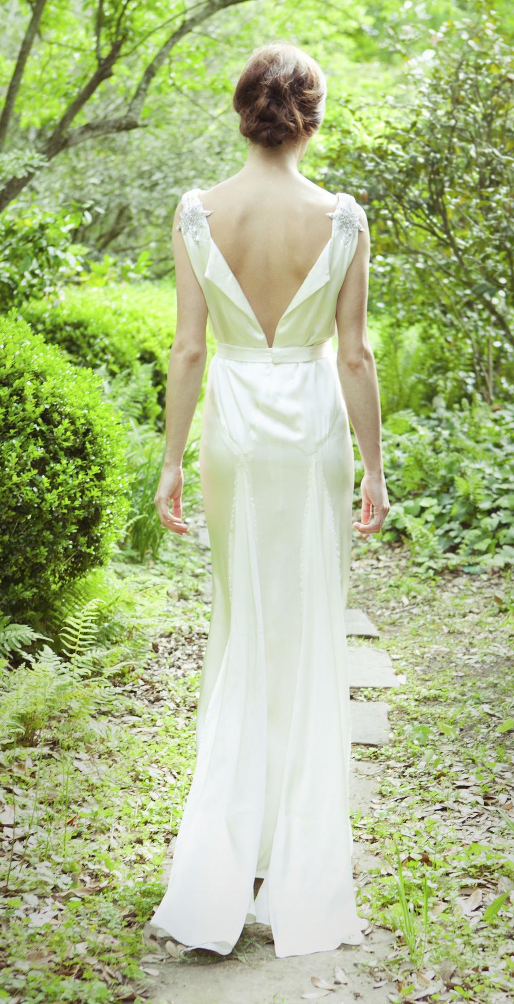 white dresscard