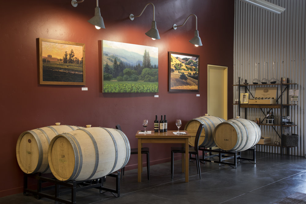 Laurel Glen Tasting Room