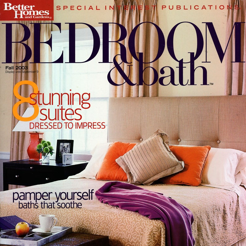 BHG Bedroom and Bath Fall 2003