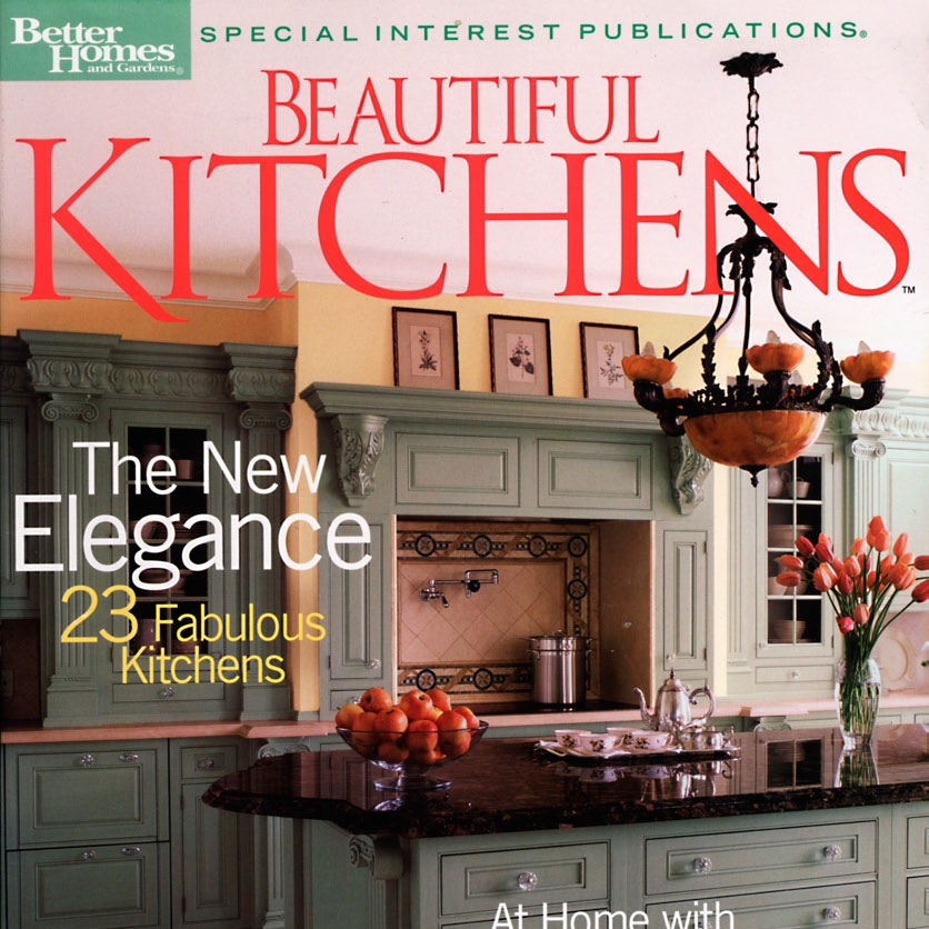 BHG Beautiful Kitchens 2004