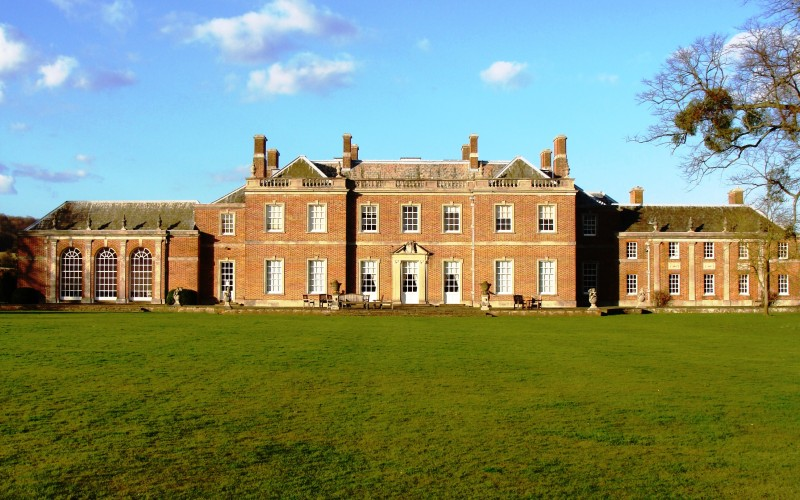 ABDO College, Godmersham, Kent.