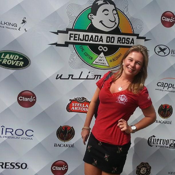 Feijoada do Rosa Raquel Baracat