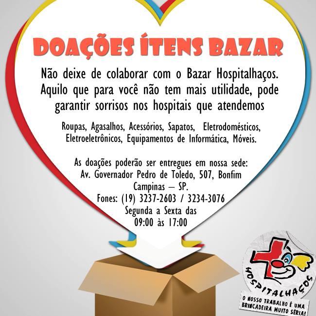 Bazar Hospitalhaços