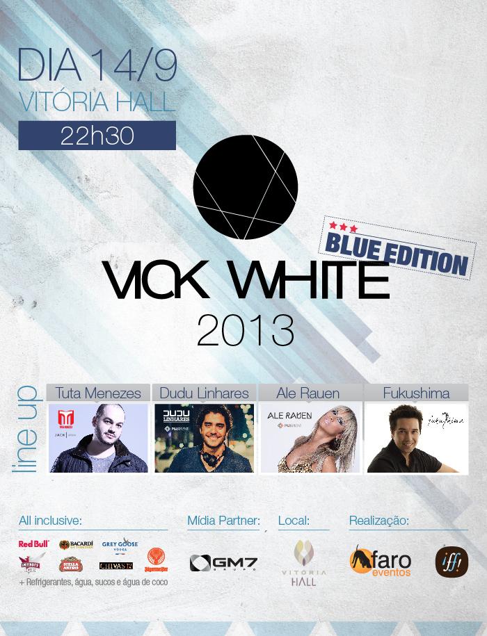vick white party