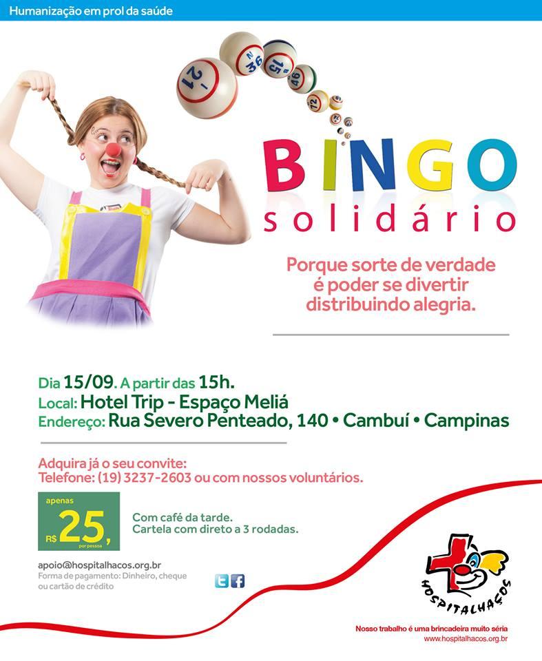 bingo hospitalhaços