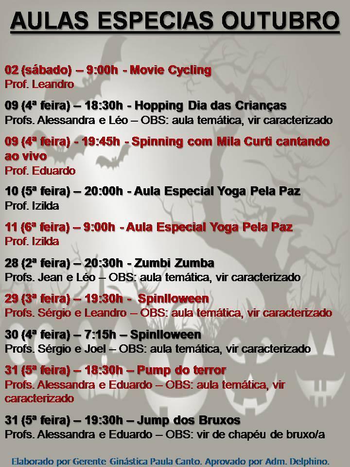 cia athletica calendário