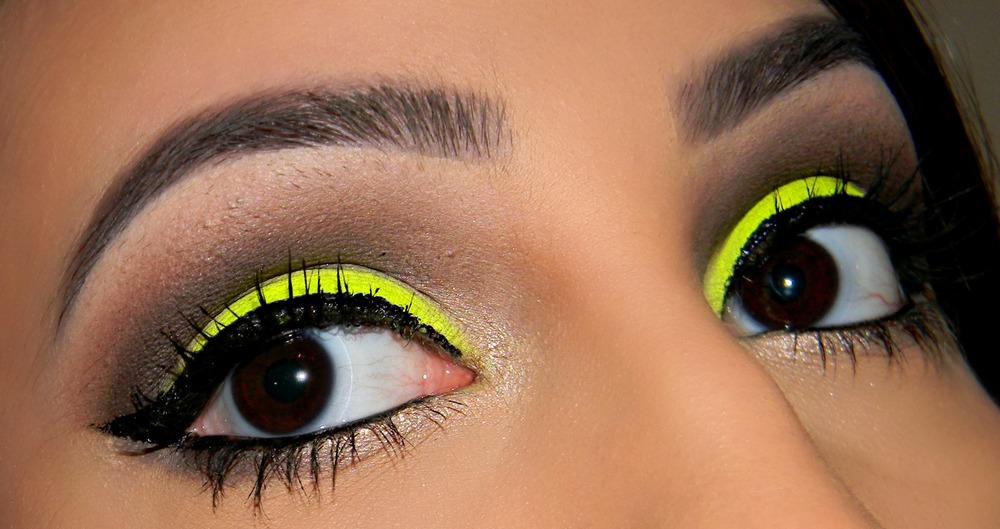 Top Maquiagem Neon! — Raquel Baracat ZK99
