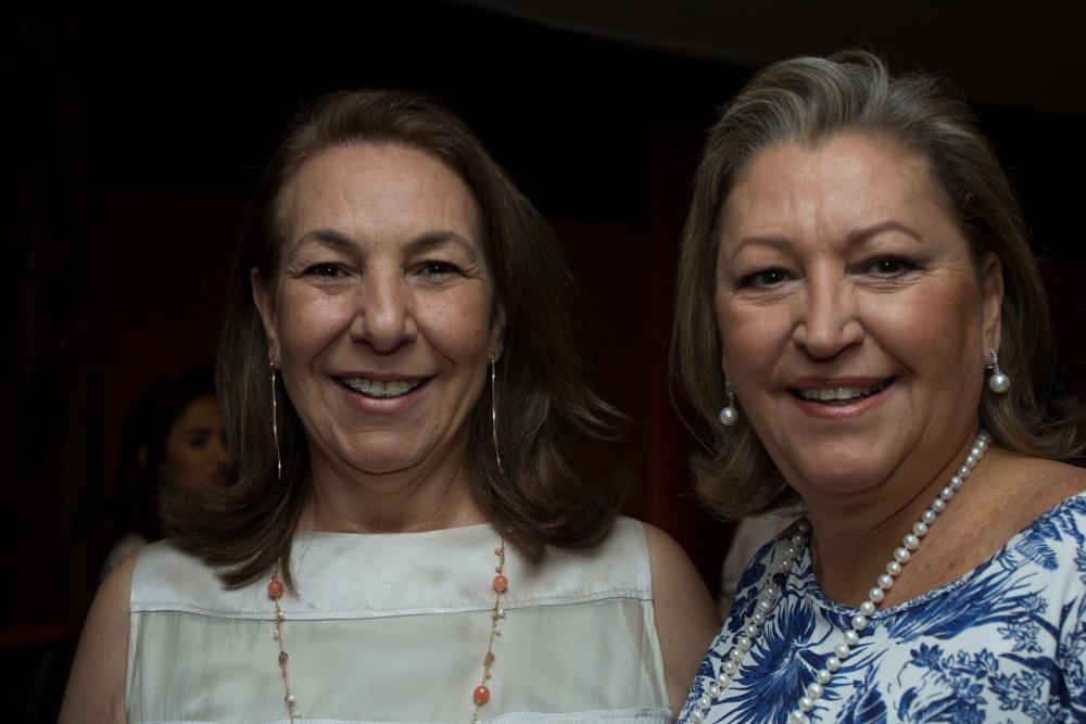 Sueli Cardoso e Stella Tozo durante o evento de lançamento, nesta terça-feira, dia 2 - baixa.jpg