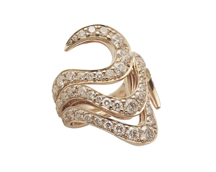 Anel IRIS H.Stern de ouro amarelo e ouro rosé com diamantes (A2B 197925) copy.jpg