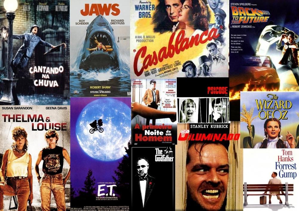 Resultado de imagem para Listão de Filmes Clássicos