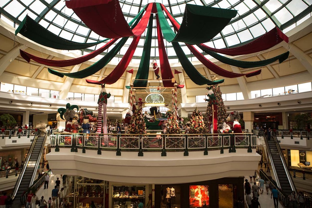 Decoração de Natal do Iguatemi Campinas em 2014 - cenário deste ano promete encantar mais uma vez(baixa).jpg
