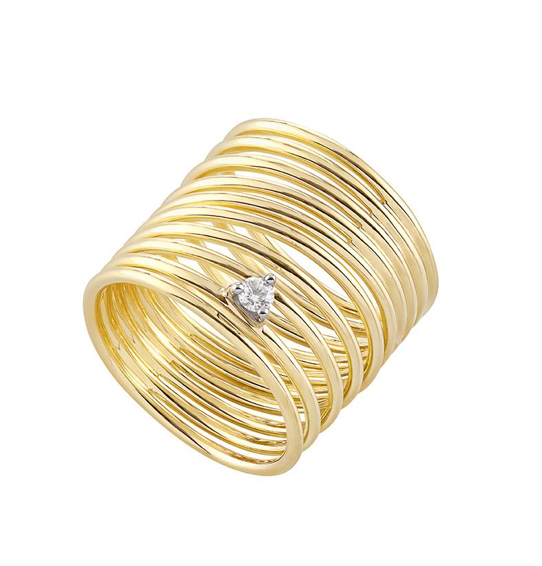 Simplechic H.Stern - anel de ouro amarelo com detalhes de diamantes (A2B 209597) copy.jpg