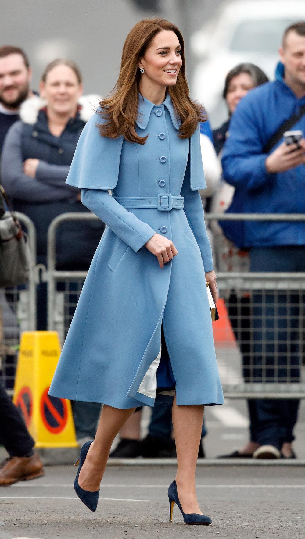 6d8f24acb O look de Kate Middleton saiu direto de 'Harry Potter e o Cálice de Fogo'