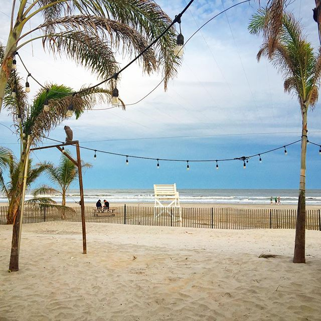 Peaceful paradise 🌴🌴🌴🌊☀️ #LDW #jerseyshore