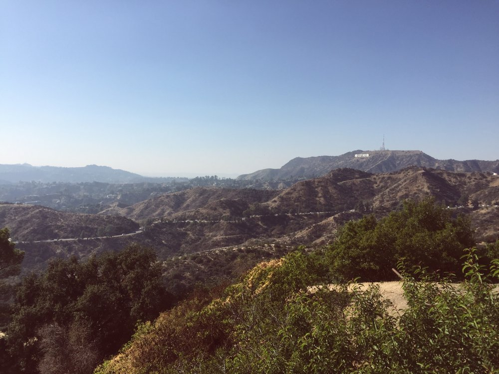 Griffith Observatory views