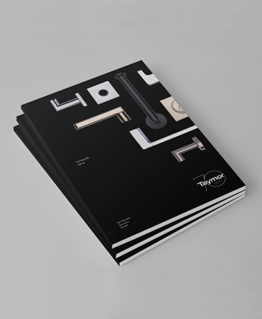 TAYMOR CATALOGUE: COPYWRITING AND ART DIRECTION