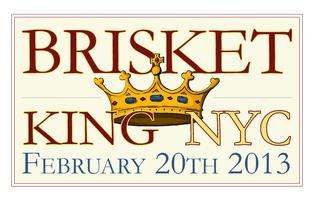 2013 Brisket King of NYC Winner