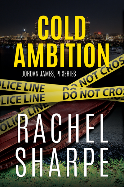 Cold Ambition by Rachel Sharpe