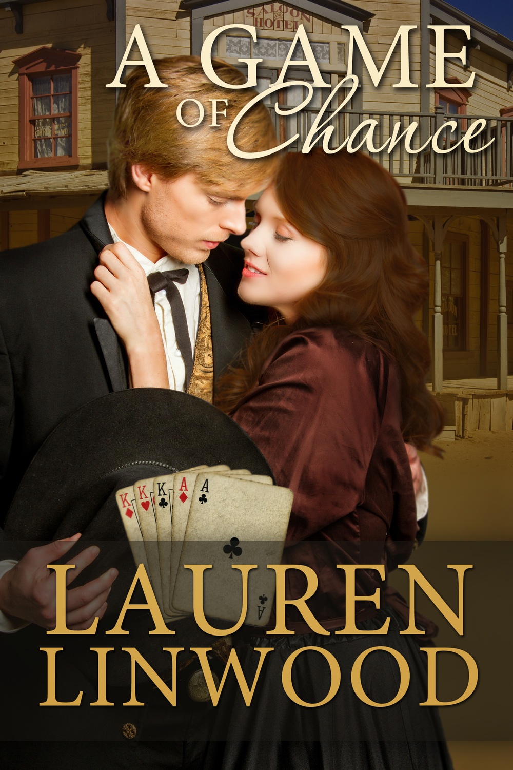 A Game of Chance by Lauren Linwood on Sophia Kimble