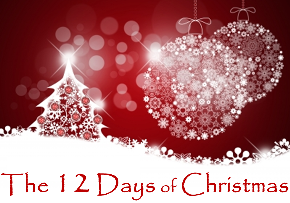 12 Days of Christmas with Sophia Kimble